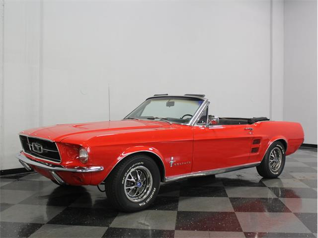 1967 Ford Mustang | 760870