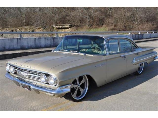 1960 Chevrolet Bel Air | 768714