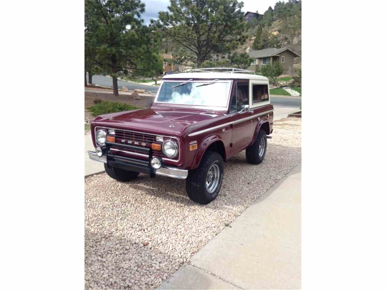 Large Picture of 1970 Ford Bronco Offered by a Private Seller - GH5O