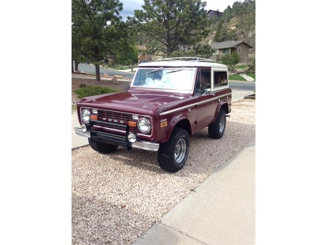 1970 Ford Bronco | 768732