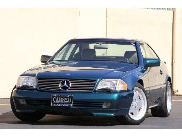 1995 Mercedes-Benz SL600 | 768764
