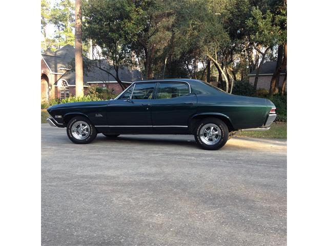 1968 Chevrolet Chevelle Malibu | 768781