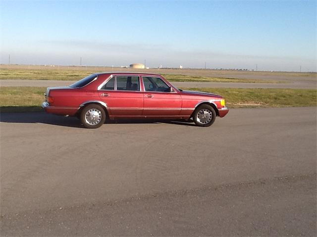1990 Mercedes-Benz 350SDL | 768784