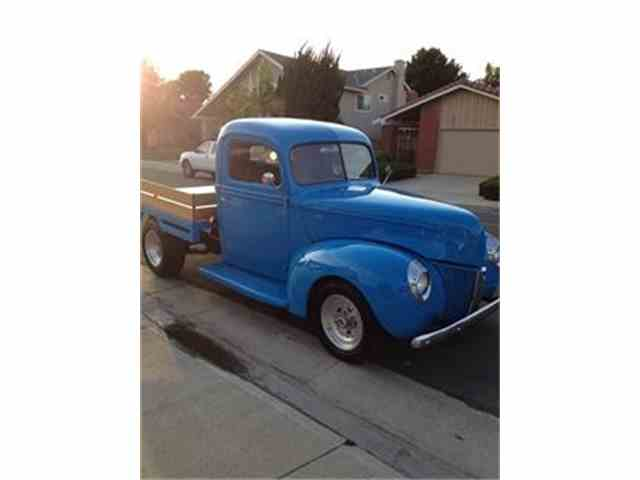 1940 Ford Pickup   768787