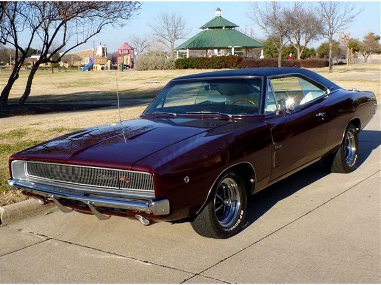 1968 Dodge Charger For Sale Classiccars Com Cc 768977