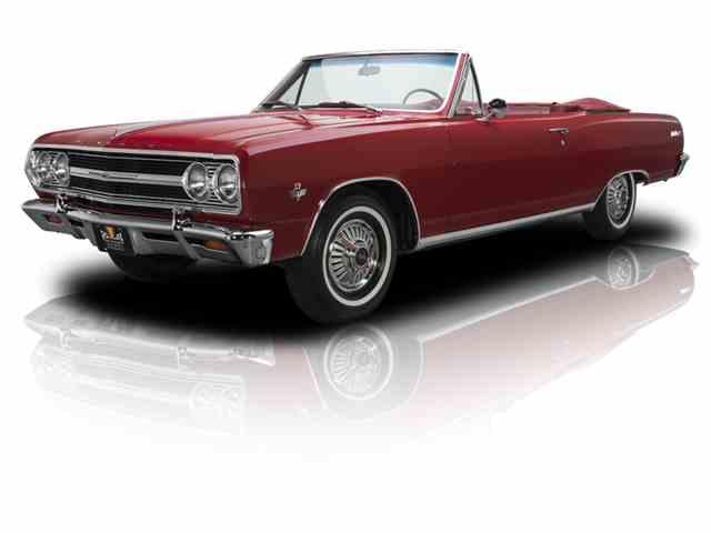 1965 Chevrolet Chevelle SS | 768979