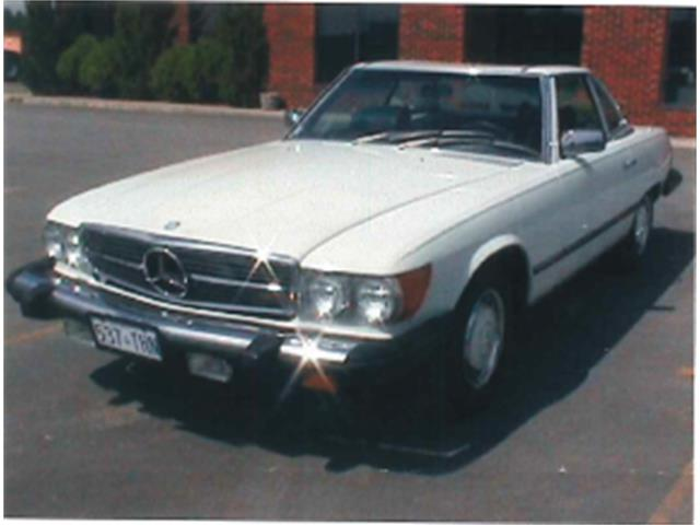1977 Mercedes-Benz 450SL | 768981