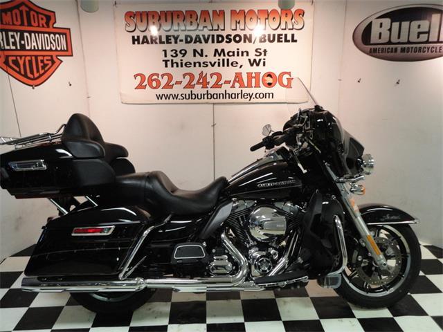 2014 Harley-Davidson® FLHTK - Electra Glide® Ultra Limited | 768991