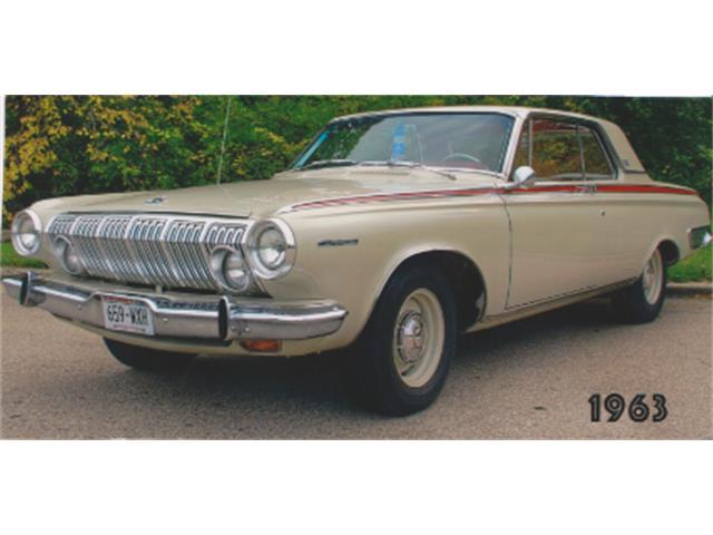 1963 Dodge Polara | 769030