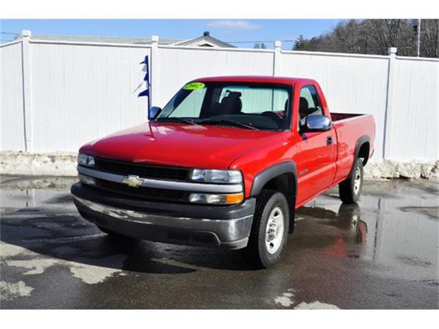 2002 Chevrolet Silverado | 769081