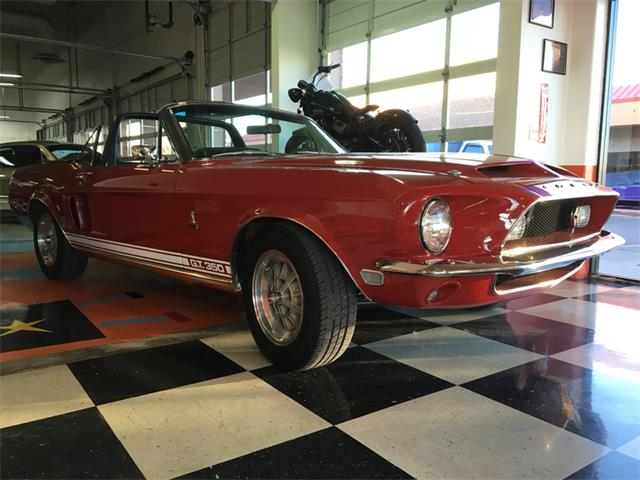1968 Shelby GT350   769083