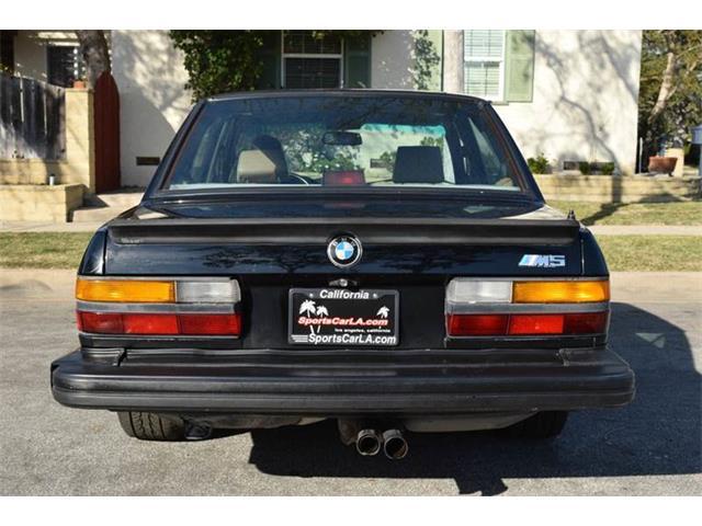 1988 BMW M5 | 769115