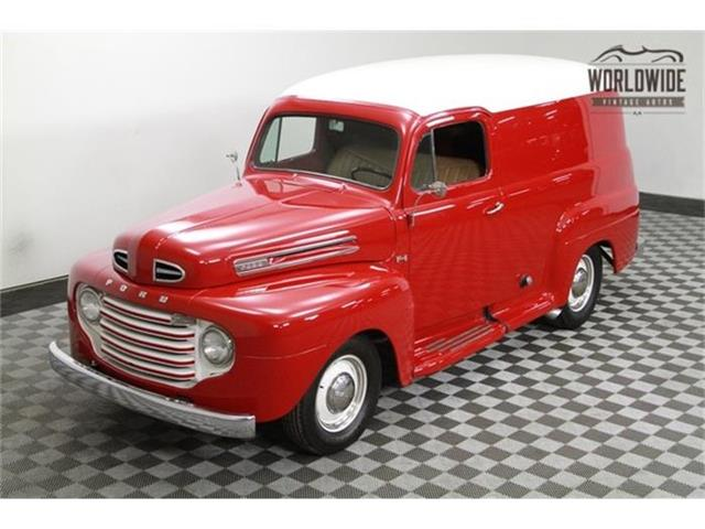 1949 Ford Panel Truck | 769126
