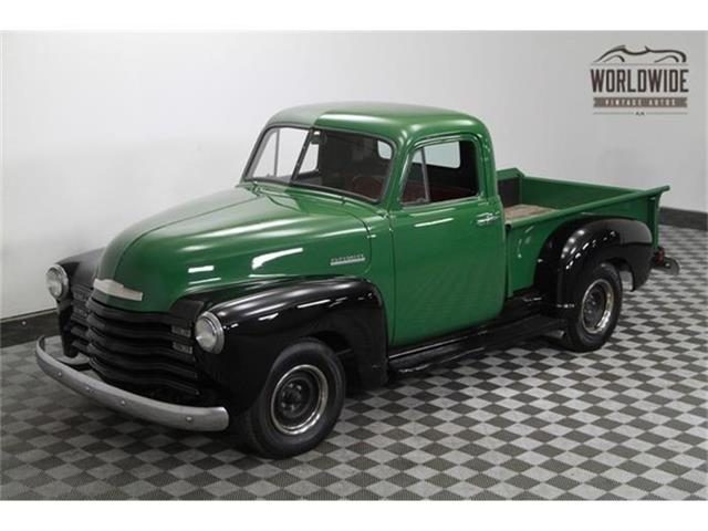 1951 Chevrolet 3100 | 769127