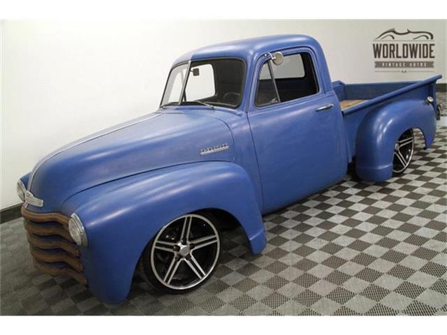 1952 Chevrolet 3100 | 769129