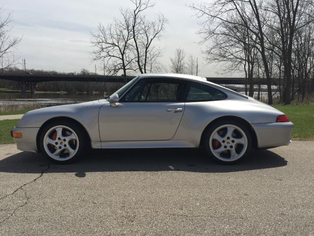 1997 Porsche 911 | 760914