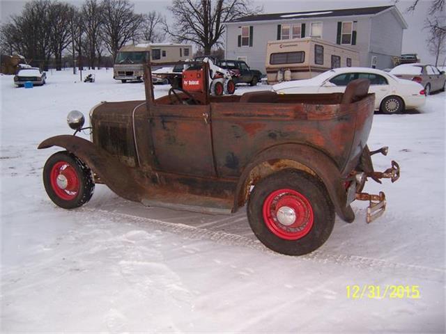 1930 Ford 2-Dr Sedan | 769179