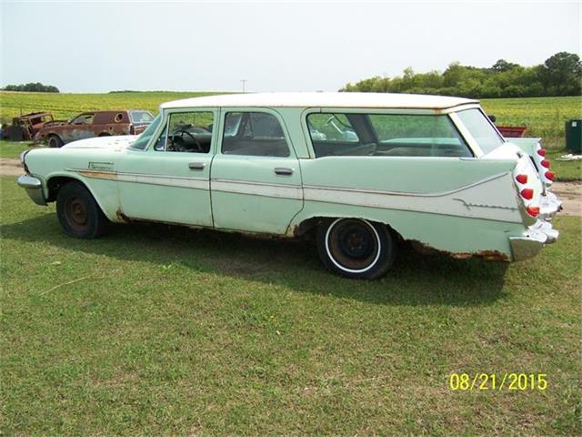 1958 DeSoto Station Wagon | 769183