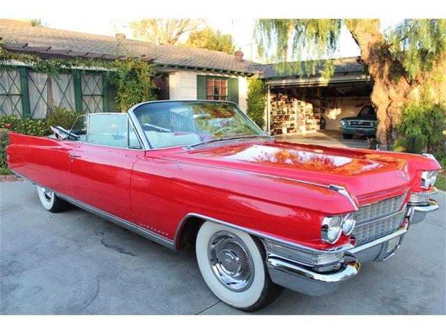 1963 Cadillac Eldorado Biarritz | 760920