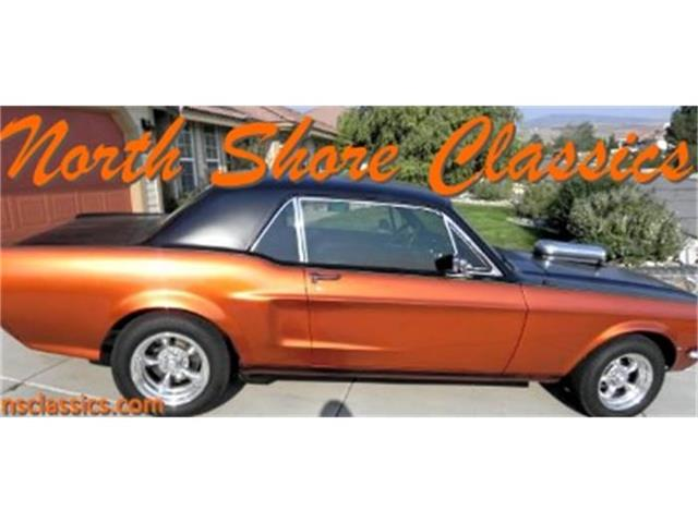 1968 Ford Mustang | 769216