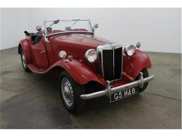 1950 MG TD | 769226