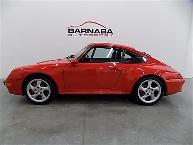1996 Porsche 911   760925