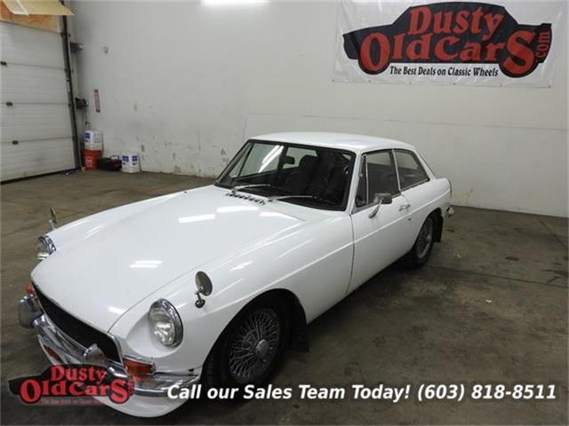 1970 MG MGB | 769254