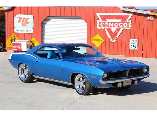 1970 Plymouth 'Cuda HEMI | 769266