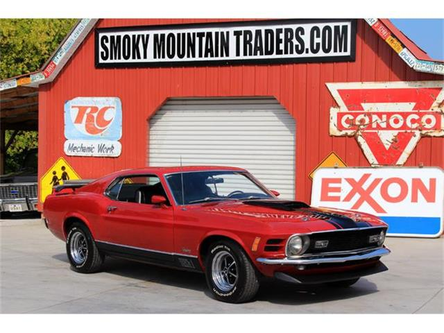 1970 Ford Mustang Mach 1 | 769277
