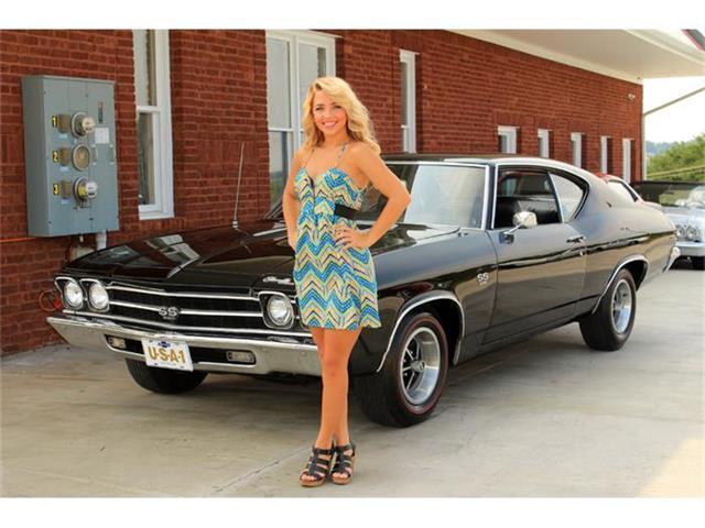 1969 Chevrolet Chevelle SS | 769284