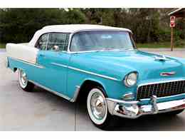 Picture of '55 Chevrolet Bel Air Offered by Smoky Mountain Traders - GHL6