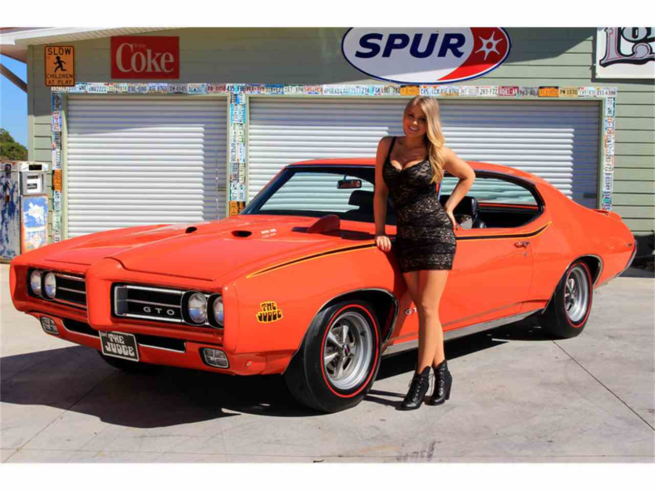 1969 pontiac gto the judge for sale cc 769301. Black Bedroom Furniture Sets. Home Design Ideas