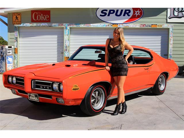 1969 Pontiac GTO (The Judge) | 769301