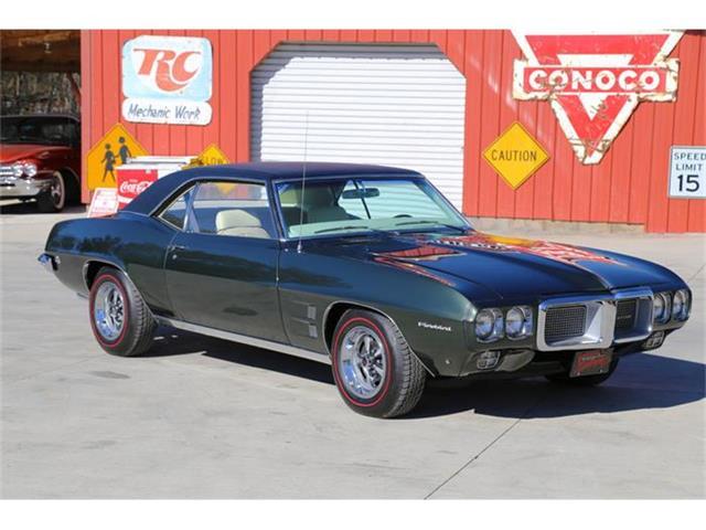 1969 Pontiac Firebird | 769302