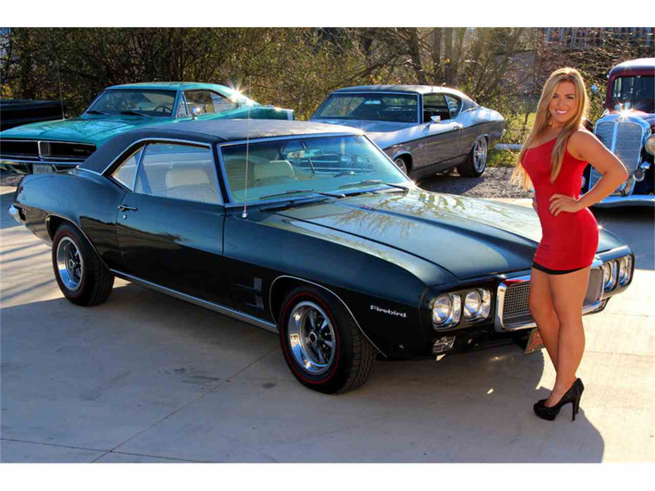 1969 pontiac firebird for sale cc 769302. Black Bedroom Furniture Sets. Home Design Ideas