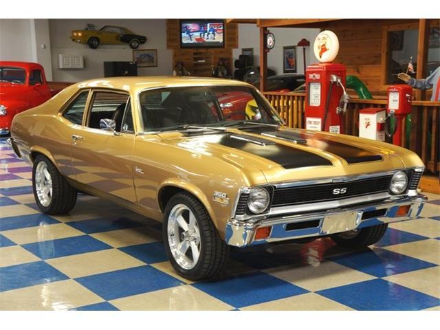 1972 Chevrolet Nova SS | 760931