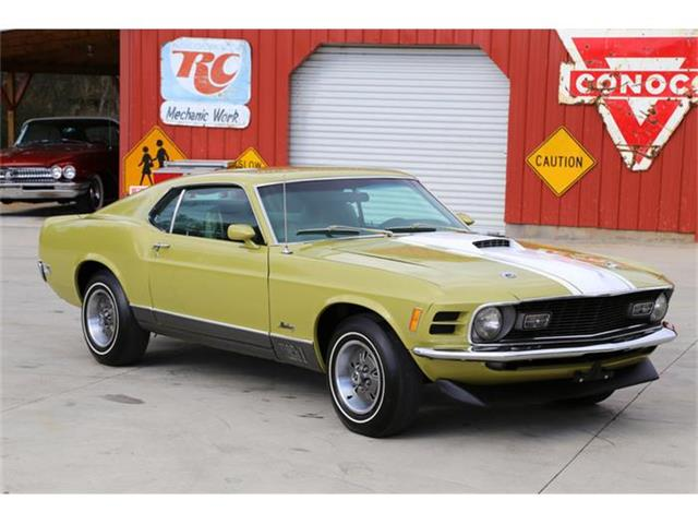 1970 Ford Mustang Mach 1 | 769332