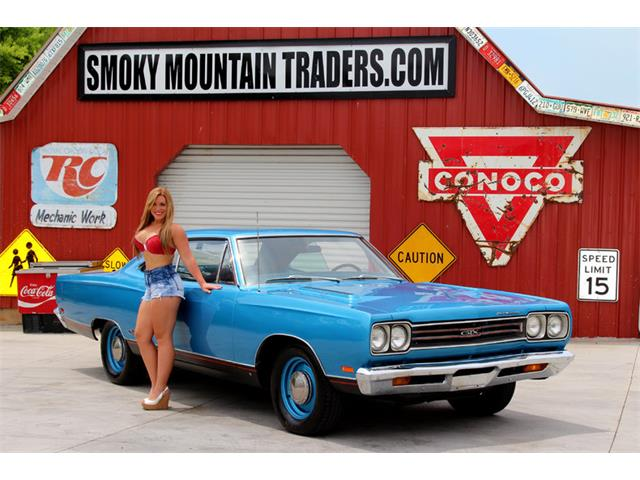 1969 Plymouth GTX | 769335
