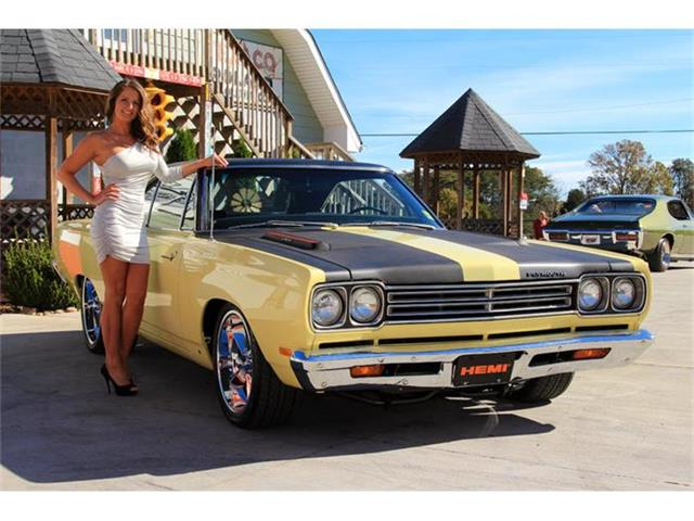 1969 Plymouth Road Runner | 769339