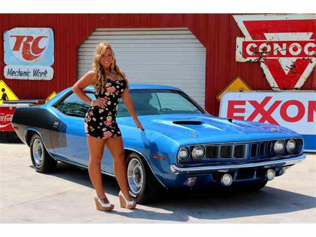 1971 Plymouth Cuda | 769356