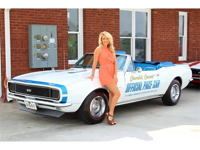 1967 Chevrolet Camaro | 769370