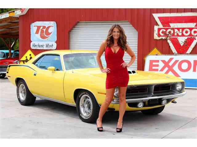 1970 Plymouth Cuda | 769371