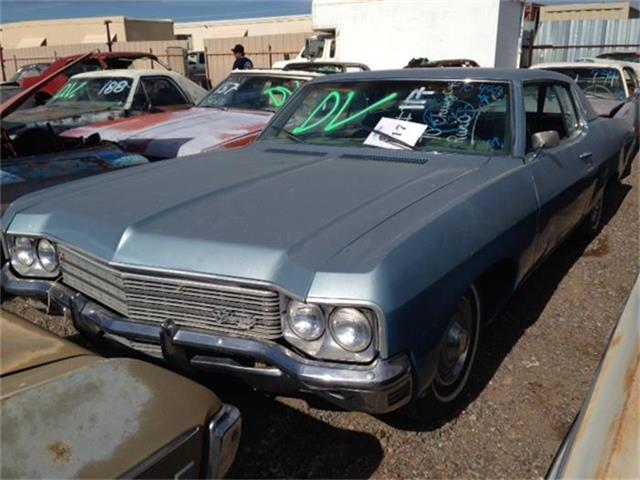 1970 Chevrolet Caprice | 769489