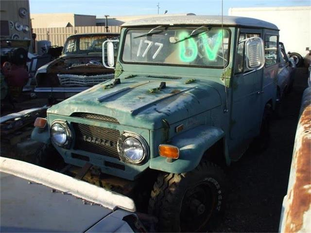 1973 Toyota Land Cruiser BJ | 769499