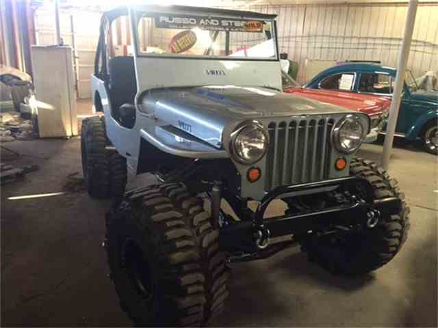 1948 Jeep Willys | 769529