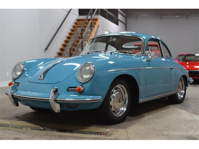 1962 Porsche 356B | 769534