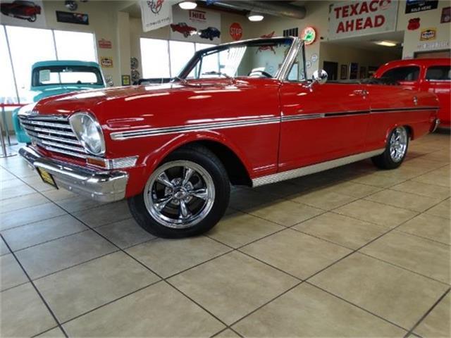 1963 Chevrolet Nova | 769547