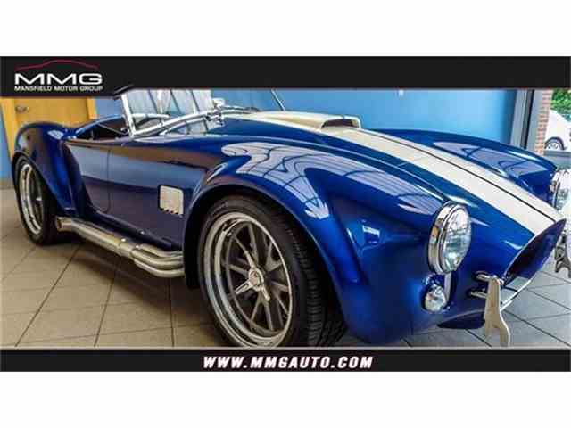 2017 Shelby Cobra Superformance MK III | 769584