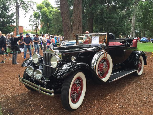 1930 Packard Convertible | 769592
