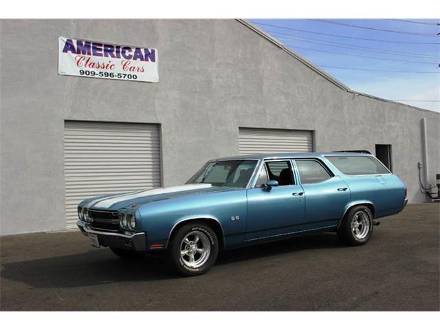 1972 Chevrolet Malibu | 769686